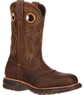 Rocky Original Ride Steel Toe Western Work Boot 6029 (Men's)