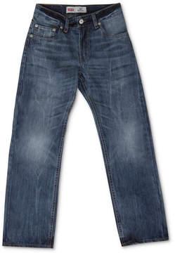 Levi's 505 Regular Fit Jeans, Big Boys Husky (8-20)