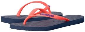 Havaianas Slim Logo Pop-Up Flip Flops Women's Sandals