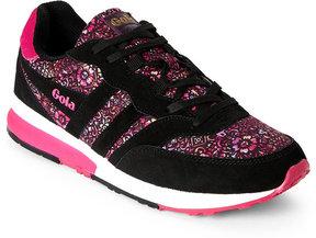 Gola Black & Pink Samurai Liberty Sneakers