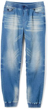 Buffalo David Bitton Distressed Bright Casper-X Slim Comfort Stretch Pants - Boys