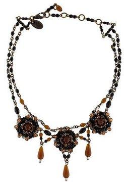 Erickson Beamon Festoon Choker Necklace