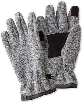 L.L. Bean Women's Windproof Sweater Fleece Gloves