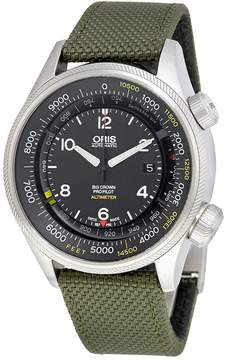 Oris Big Crown ProPilot Altimeter with Feet Scale Watch