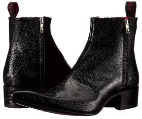 Jeffery West Dodger-Urchin Double Zip Men's Shoes