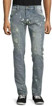 Reason Stitch Works Distressed Jeans