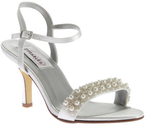 Dyeables Women's Anabelle Ankle Strap Sandal