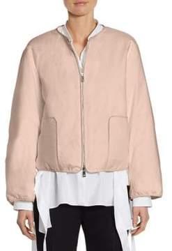 Jil Sander Short Puffer Jacket