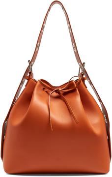 MARQUES'ALMEIDA Leather bucket bag