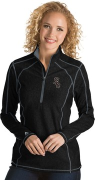 Antigua Women's Chicago White Sox Tempo Pullover
