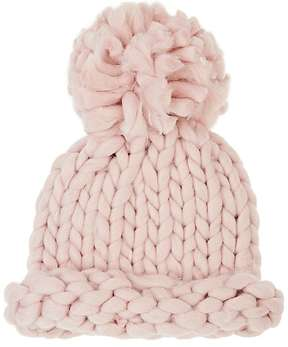 Barneys New York WOMEN'S CHUNKY-KNIT BEANIE