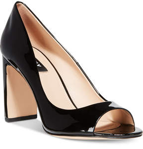 DKNY Jade Peep-Toe Pumps, Created For Macy's