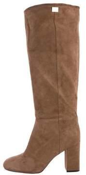 Diane von Furstenberg Suede Knee-High Boots
