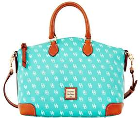 Dooney & Bourke Gretta Satchel - SEA FOAM - STYLE