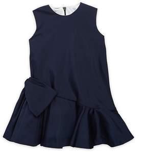 Helena and Harry Little Girl's & Girl's Asymmetric Peplum Dress