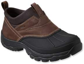 L.L. Bean L.L.Bean Men's Storm Chasers, Slip-On Shoe