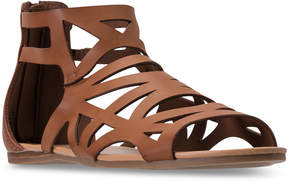 Nine West Girls' Sadieh Gladiator Sandals from Finish Line
