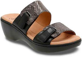 Clarks Women's Delana Fenela Wedge Sandal