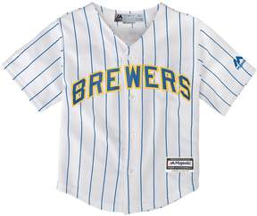 Majestic Infant Milwaukee Brewers Jersey