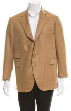 Loro Piana Cashmere Three-Button Blazer