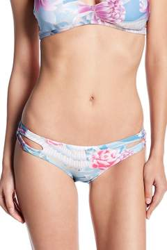 Isabella Collection rose Bird Bondi Bikini Bottoms