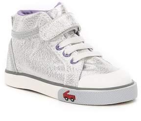 See Kai Run Girls' Peyton Hi Top Sneakers