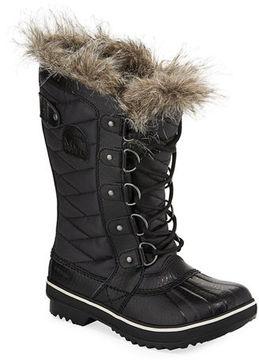 Sorel TofinoTM II Fur-Trim Quilted Boot