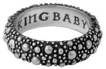 King Baby Studio Men's Stingray Ring