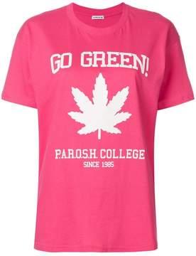 P.A.R.O.S.H. Go Green T-shirt