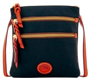 Dooney & Bourke Nylon North South Triple Zip Shoulder Bag - MULTI-COLOR - STYLE