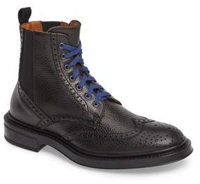 Aquatalia Men's Lawrence Wingtip Boot