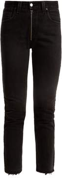 Levi's RE/DONE ORIGINALS X slim-leg cropped jeans