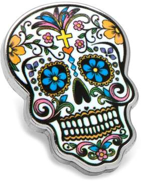 Cufflinks Inc. Day of the Dead Skull Pin