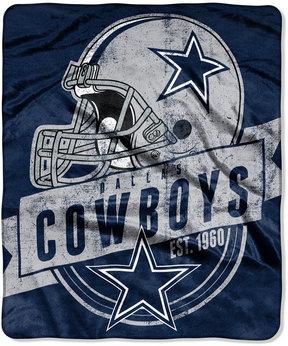 Northwest Company Dallas Cowboys Micro Raschel 12th Man Throw Blanket