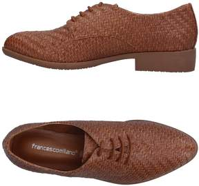 Francesco Milano Lace-up shoes