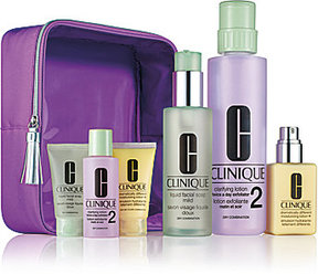 Clinique Great Skin Home & Away Set for Drier Skin
