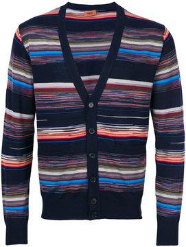 Missoni striped V-neck cardigan