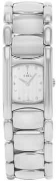Ebel Manchette 9057A21 Stainless Steel Quartz 20mm Womens Watch