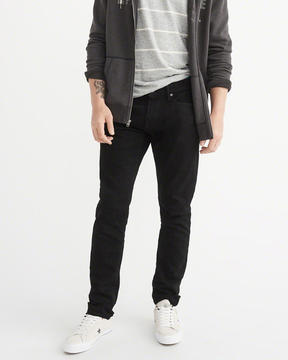 Abercrombie & Fitch Slim Selvedge Jeans
