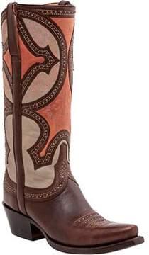 Lucchese Bootmaker M4860 S5 Toe Cowboy Boot (Women's)