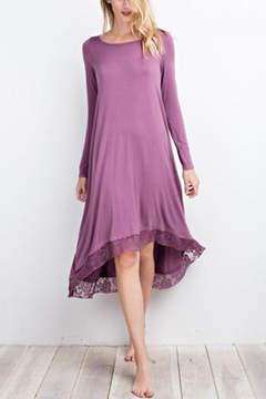 Easel High Low Dress