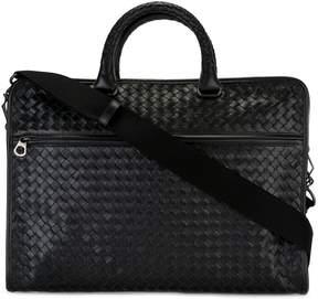 Bottega Veneta woven business bag