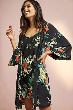 Flora Nikrooz Floral Kimono Robe