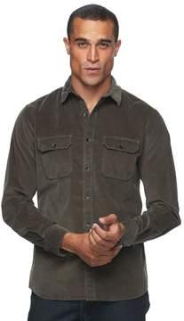Apt. 9 Men's Slim-Fit Stretch Corduroy Shirt
