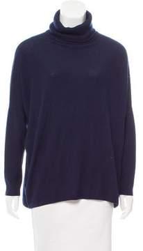 Allude Wool Turtleneck Sweater