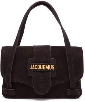 Jacquemus Le Minho Suede Mini Bag