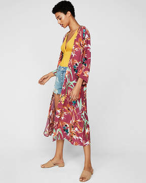 Express Mid Length Easy Kimono