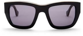 Balenciaga Women's Squared Sunglasses