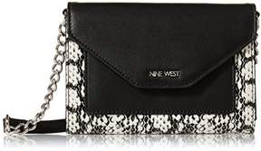 Nine West Aleksei Crossbody Snake Convertible Cross Body
