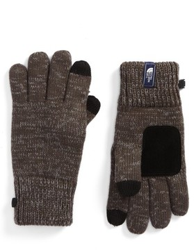 The North Face Men's Etip Salty Dog Knit Tech Gloves